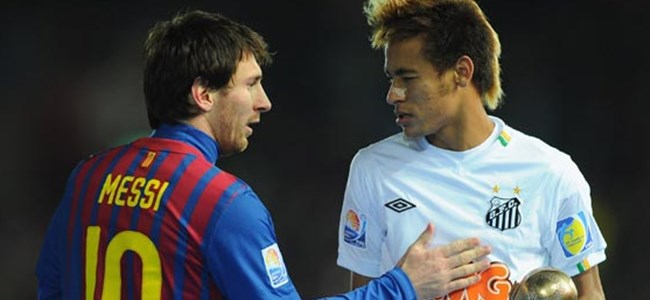 Iniesta'dan Messi-Neymar yorumu