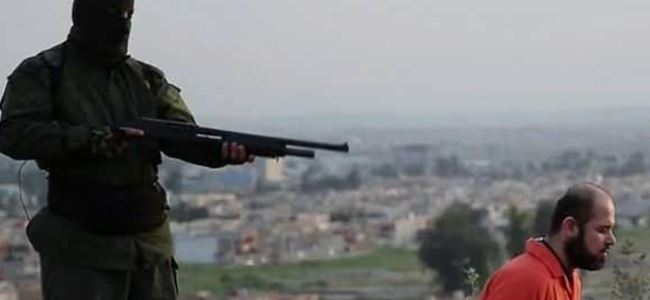 IŞİD'den 2 infaz daha!