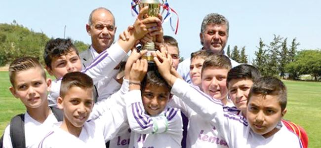Şampiyon Lefke İstiklal İlkokulu