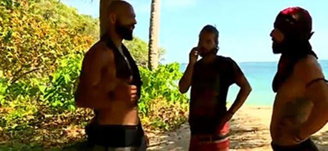 Survivor All Star'da Turabi ile Hasan'ın sürpriz yakınlaşması