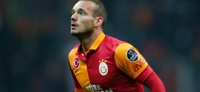 Sneijder'in bonservisi belirlendi