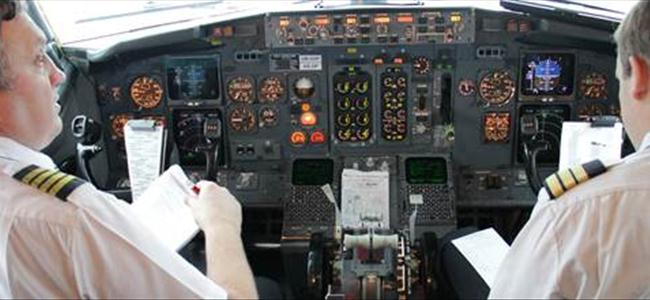 110 pilota uçuş yasağı