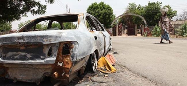 Boko Haram iki köyde 55 kişiyi öldürdü