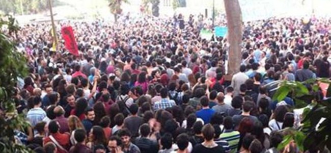 """KTOEÖS'ten """"Taksim Direnişi`ne destek"""