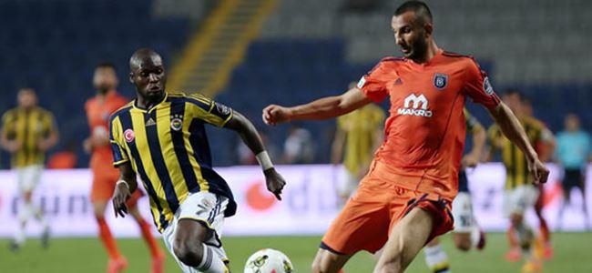 Fenerbahçe şampiyonluğa veda etti