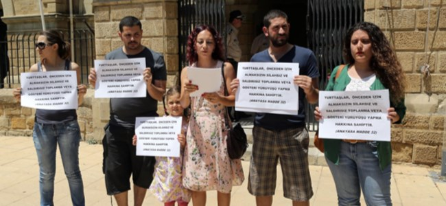Baraka Kültür Merkezi Eylem Yaptı