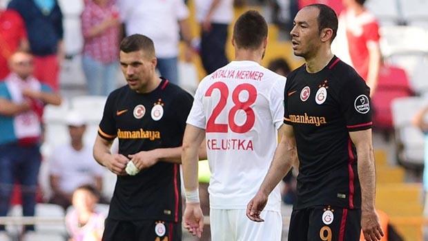 Galatasaray'da Dumankaya muamması!