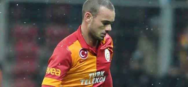 Sneijder'e dev talip!