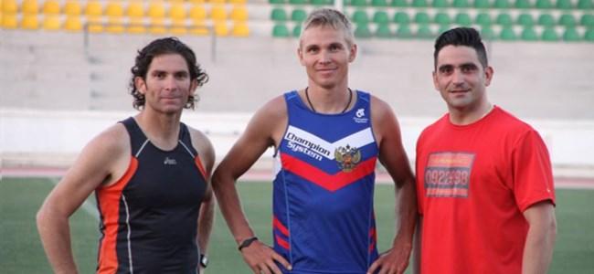 Vasilev, KKTC'de üs kurdu