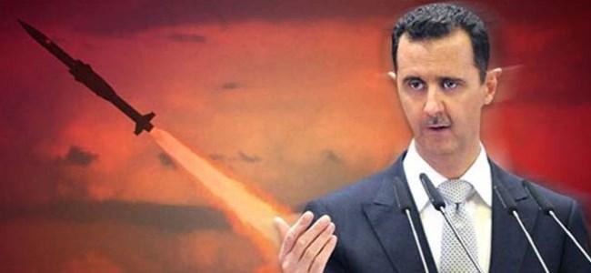ABD: Esad kimyasal silah kullandı
