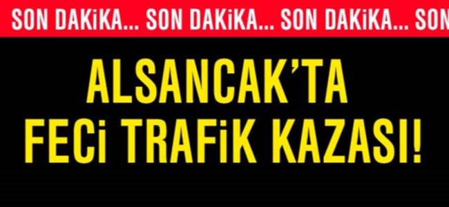 Alsancak'ta ölümlü tarfik kazası!