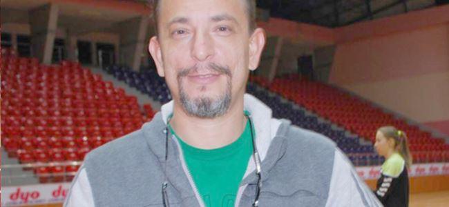 YDÜ'de patron  Alper Durur