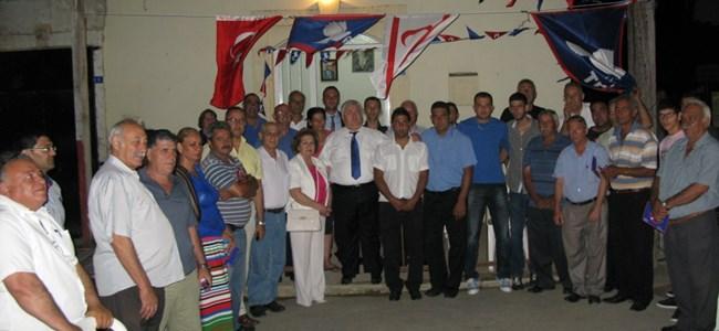 TDP Çamlıbel örgüt binası açıldı