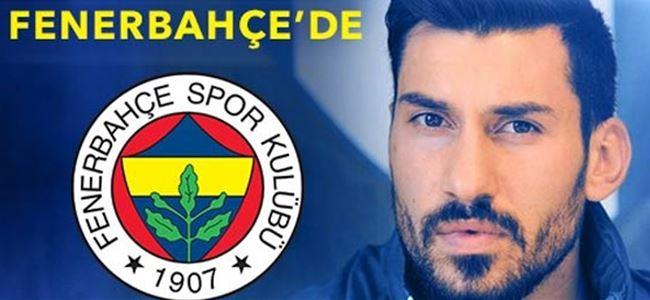 Fenerbahçe'de 4 yıllık imza