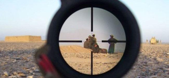 IŞİD'in 3 kadın keskin nişancısı öldürüldü