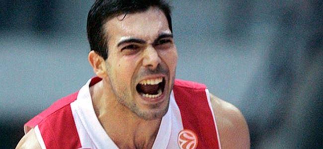 Sloukas'tan Olympiakos'a veda