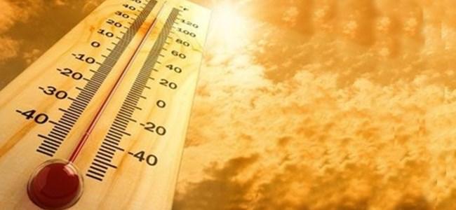 Meteoroloji'den Sıcak Uyarı!