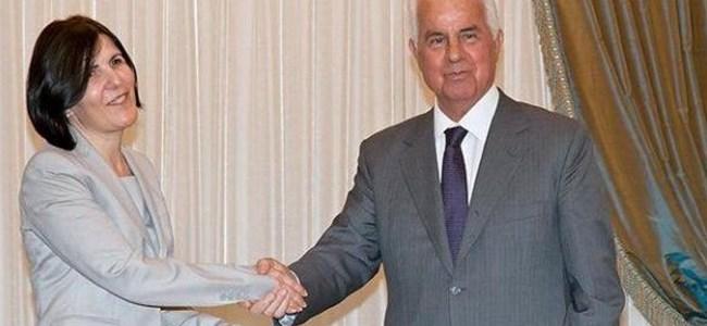 Eroğlu: Hükümete Yardım ve Destek Vermeye Hazırım