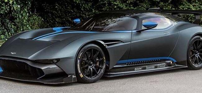 2.3 milyon dolarlık Aston Martin