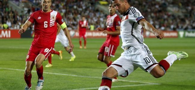 Bild: Podolski Galatasaray'da