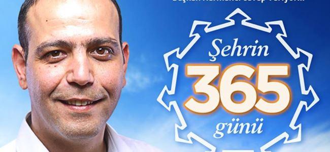 Harmancı'dan 'Şehrin 365 Günü' değerlendirmesi