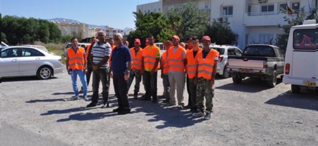 Serdarlı'daki su sorunu Lefkoşa'ya taşındı