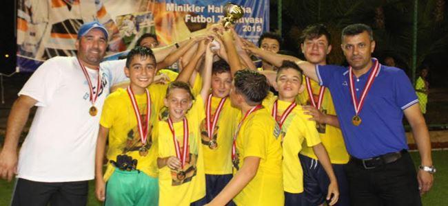 Şampiyon Mağusa Spor Akademisi