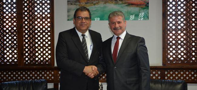 Turizm Bakanı Sucuoğlu görevi devraldı