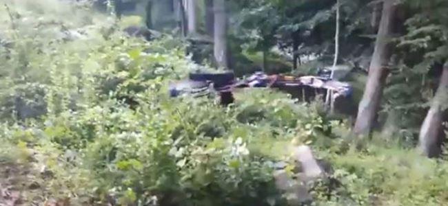 Şimdi de silahlı drone alarmı
