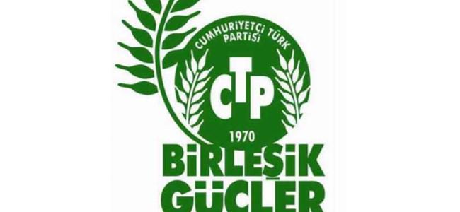 CTP-BG YSK'ya Başvurdu