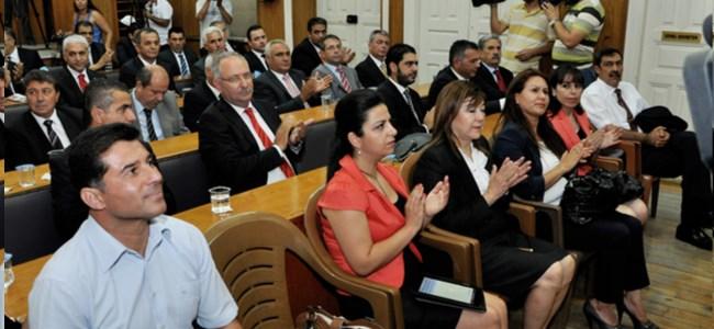 UBP Adaylarıyla İlk Toplantısını Yaptı