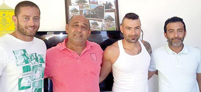Türkkan ve Mustafa Tekpınar MTG'de