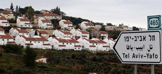 İsrail'den Batı Şeria'da 300 yeni yerleşim kararı