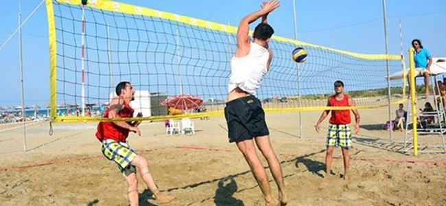 Şeref Öğmen Plaj Voleybol Turnuvası başlıyor