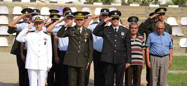 1 Ağustos Lefke'de törenle kutlandı