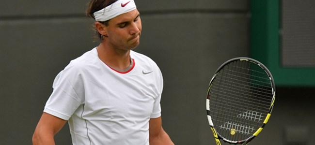 Nadal'a büyük şok!