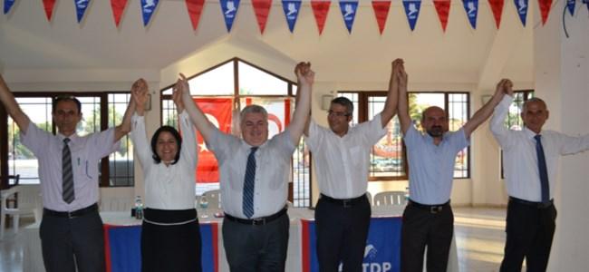 TDP İskele Milletvekili adayları tanıtıldı