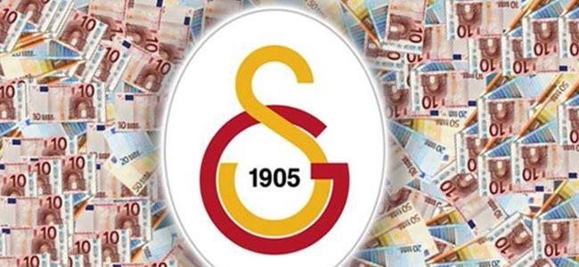 Galatasaray'a 24 milyon Euro'luk müjde!