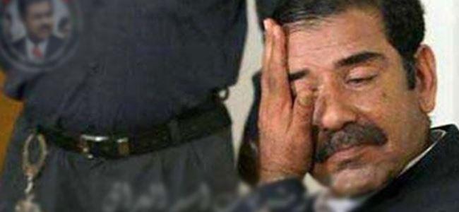 Saddam'ın üvey kardeşi öldü