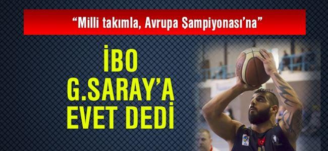 """Photo of İbo, G.Saray'a """"EVET """" dedi"""