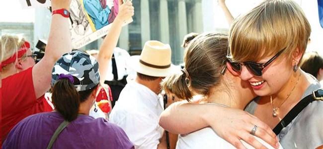 Abd Yüksek Mahkemesi'nden Eşcinsel Hakları İçin Olumlu Karar