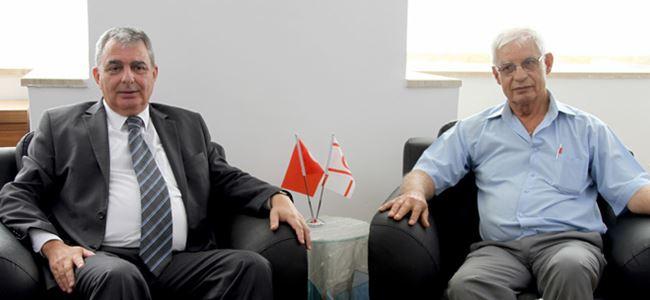 Photo of Bayındırlık, çevre ve kültür bakanı çevre örgütleriyle görüştü