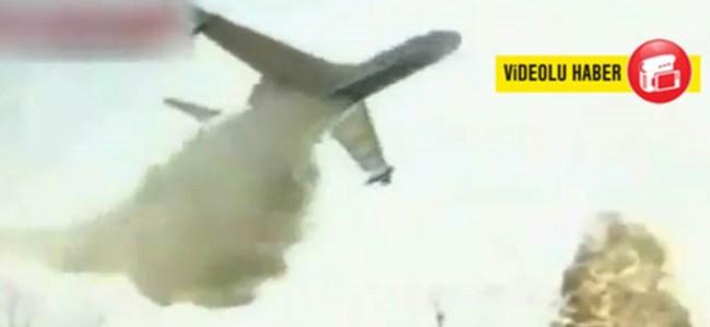 Dev Uçak Evi Yıktı!