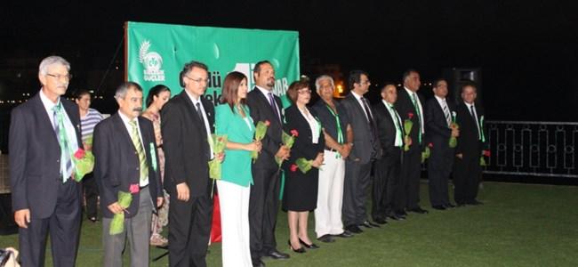 CTP-BG, Girne ve Güzelyurt Adaylarını Tanıttı