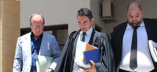 Eroğlu-Kıbrıs davası hitaba kaldı