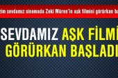 """""""Bizim sevdamız sinemada Zeki Müren'in aşk filmini görürkan başladı"""""""