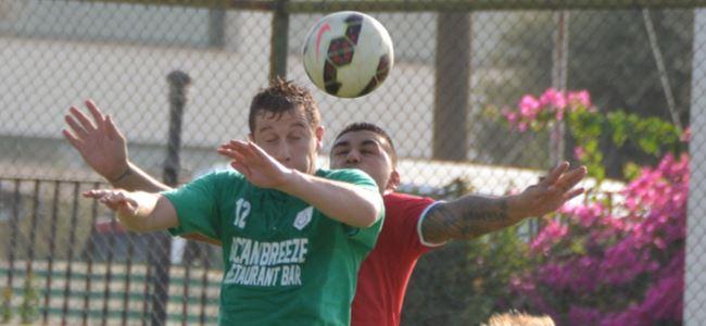Ozanköy ve Düzkaya finalde