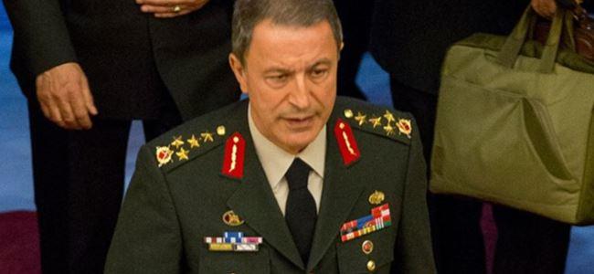Türkiye Genelkurmay Başkanı KKTC'ye geliyor