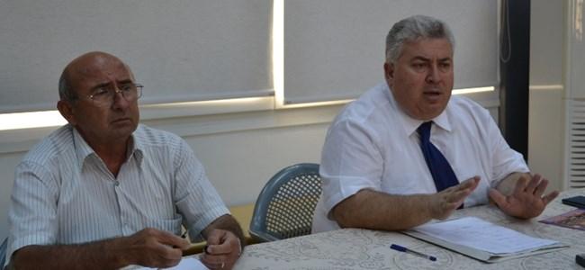 TDP Adayları Koordinasyon Toplantısı Yaptı!