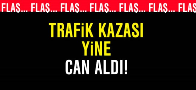 Girne'de Feci Kaza!